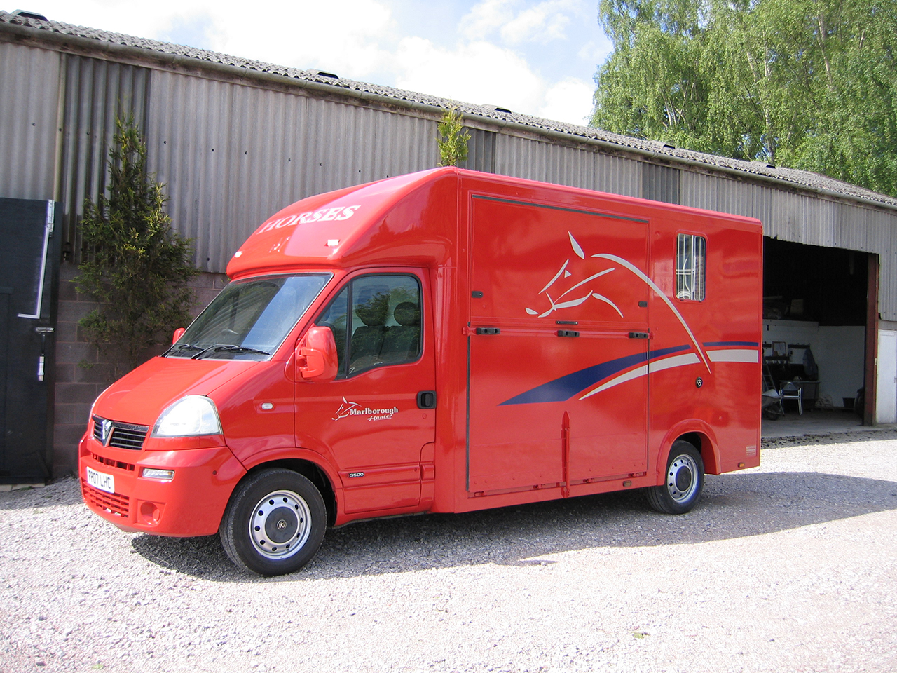 Horse Boxes for Sale in Surrey