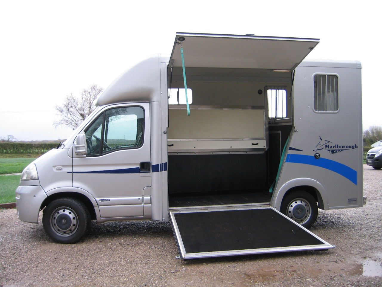 Horse Boxes for Sale in Cheshire