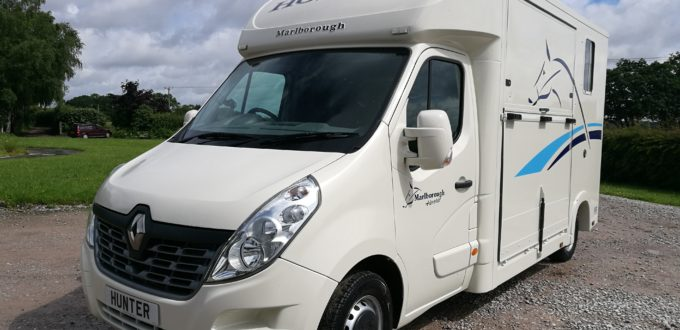 Horse Boxes for Sale in Lymm