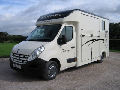 Horse Boxes for Sale in Parbold