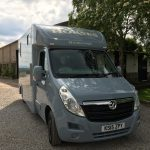 Horse Boxes for Sale in Mobberley
