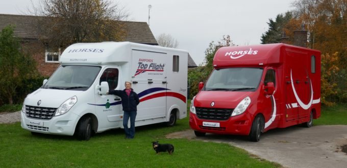 Horse Boxes for Sale in Rufford