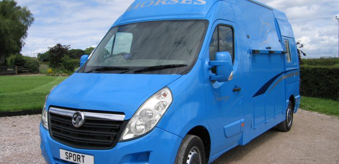 Horsebox Builder in Cheshire