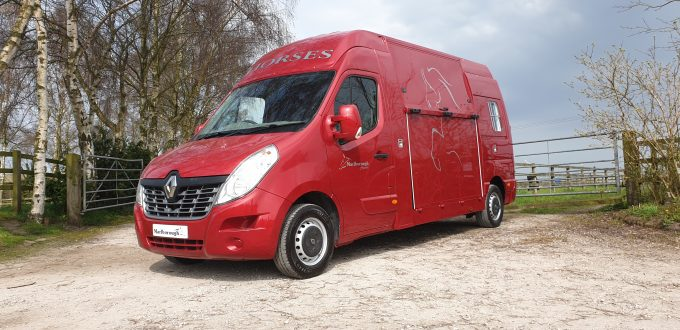 Horse Boxes for Sale in High Legh